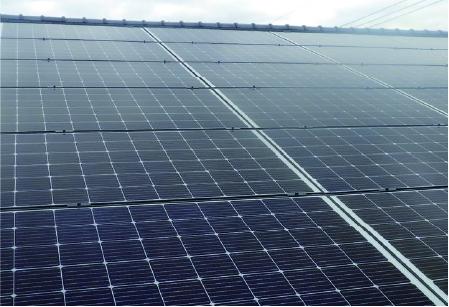 太陽光発電Q cells 3.72kW