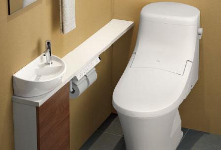 LIXIL ベーシア シャワートイレ